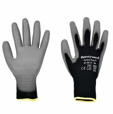 1 Pair of Honeywell 2400251 Perfect Poly Black Protective Gloves - size 7 - 11