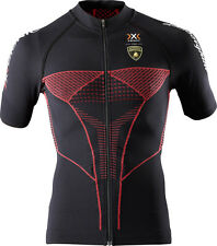 X-bionic For Automobili Lamborghini Bikeshirt,short, FullZip, Men, UVP: 299,- €