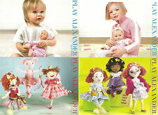Madame Alexander Doll Company PLAY COLLECTION 2008 2009 2010 2011 Catalogs NEW