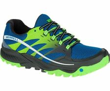 Merrell All Out Charge Hombre Zapato j35447 azul azul CREPUSCULO NUEVO