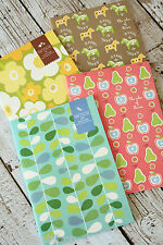 The COLOR of NATURE notebook kawaii blank lined lesson pocket school memo jotter