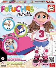 Fofuchas Michelle, Katie,Sandra, Emma, Chloe. Create Your Own Foam Doll