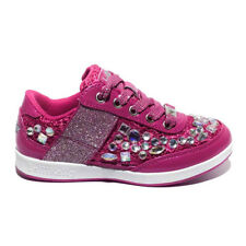 Lelly Kelly sneakers california fucsia brillantini art.lk6116