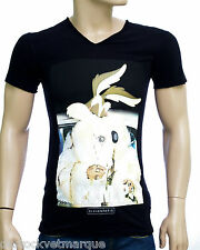 ELEVEN PARIS LOONEY TUNES Tee shirt homme coyote Woyot M 14F1LT138 taille S