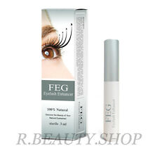 FEG Eyelash Enhancer 3ml   Eyelash growth serum   Genuine   1, 2, 5, 10 or 20