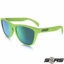 2016 Oakley Frogskins Heaven's and Earth's Collection (Matte Green/Jade Iridium