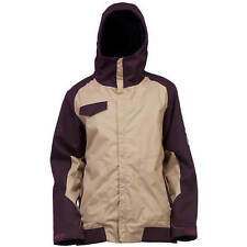 Ride Gatewood Snowboard Jacket (Dark Khaki)