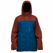 Ride Revolution Men's Snow Jacket (Blue Saphire)