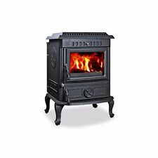 21KW Back Boiler Multifuel Woodburning Stove Stoves Log Burner