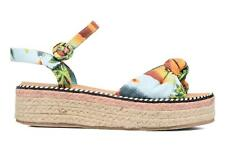 Mujer Coolway Parrot Sandalias Multicolor