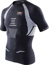 x-bionic The Trick Running Shirt, short, Herren,schwarz  UVP: 99,00 €