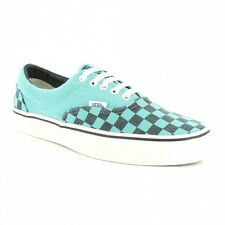 Vans Era VN-0 QFK6GT Mens Canvas Shoes Pool Blue