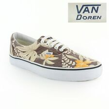 Vans Era VN-0 QFK6G8 Unisex 5-Eyelet Canvas Shoes Brown