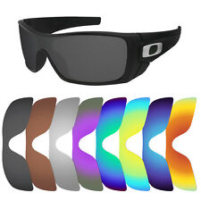 Polarized Replacement Lenses for Oakley Batwolf Sunglasses - Multiple Options
