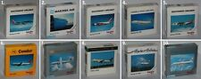 Herpa wings-aircraft-boeing-atr-airbus-collectible edition-scale 1:500-very RARO