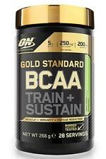 (112,74 € / kg) Optimum Nutrition Gold Standard BCAA Train & Sustain - 266g