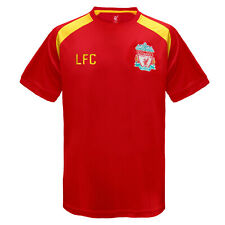 Liverpool FC officiel - T-shirt d'entrainement de football - polyester -homme