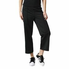 Adidas Ladies 7/8 Sailor Pant Jogginghose Schwarz Weiß(128270)