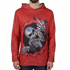 Ablanche 3d Hoodie Rot(121104)