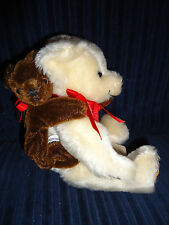 VERY RARE Merrythought Mohair Bear Jointed 10