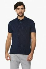 INDIAN TERRAIN Printed Polo Neck T-Shirt - ETG