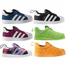 ADIDAS ORIGINALS SUPERSTAR 360 SNEAKER BIMBO kinder-schuhe decolleté