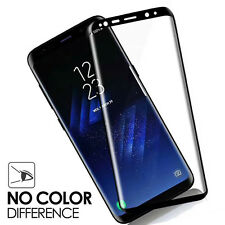 Curved Samsung Galaxy S8/S8 PLUS High Quality 3D Tempered Glass Screen Protector