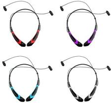 Auricolare Bluetooth 4.1 Stereo Sport Headset Cuffie Wireless con Mic Sportivo