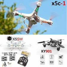 Hover Camera Drone RC Mini wifi Quadcopter 2.4GHz 4CH 6-Axis Gyro 3D UFO FPV RC
