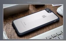 ★Bordered ShockProof★ PC+TPU Soft Back Cover Case For Apple iPhone 6/6s