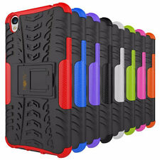 Heartly Tough Flip Kick Stand Armor Back Case Cover For Oppo F1 Plus / Oppo R9