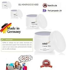 GEL UV MONOFASE 3 IN 1 MONOFASICO RICOSTRUZIONE UNGHIE 50 ML XXL MADE IN GERMANY
