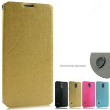 Heartly PU Leather Flip Stand Back Case Cover Samsung Galaxy Note 3 Neo N7500