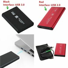 2.5 inch USB 3.0/2.0 SATA External Hard Drive Mobile Disk HD Enclosure/Case SO