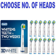 Braun Oral-B 3DWhite electric toothbrush replacement Brush Heads