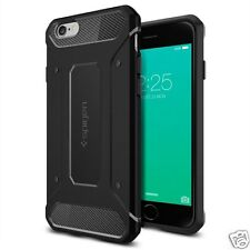 Spigen® Rugged Capsule Resilient Matte Finish Rugged Armor Ultimate Protection