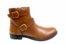 AMBLIN MEN'S LEATHER BOOTS IN TAN COLORS MRP 3999 30% DISCOUNT 2999