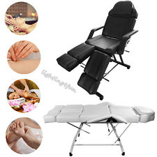 Pedicure Beauty Salon Chair Balance Massage Facial Bed Couch Table Reclining SPA
