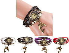 Eleganzza Dolphin Casual Wrist Watches for Women and girls. watches