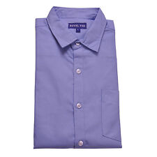 Royaltee Cotton Casual Checked Mens Shirts Long Sleeve Regular Fit 3 Size M L XL
