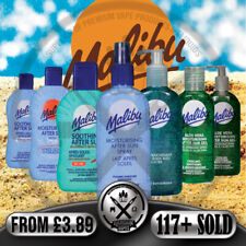 MALIBU COOLING SOOTHING AFTER SUN GELS SPRAYS & LOTIONS  200ml ~100ml SALE