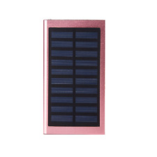 High Quality Super Slim Solar Power Bank 30000mah for Mobile Phone, iPad, Camera
