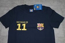 Source Lab FC Barcelona Tour Camiseta Neymar Nº 11 Amarillo Azul