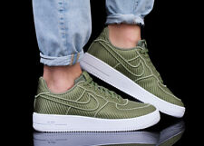NIKE AIR FORCE ULTRAFORCE LV8 LEATHER EXCLUSIVE TOP MODEL 864015-301