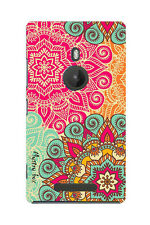 Exclusive Designer Printed Hard Back Case Cover Pouch for Nokia Lumia 925 N925