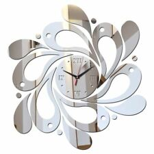 special offer 3d diy stickers wall clock clocks home decoration mirror acrylic s