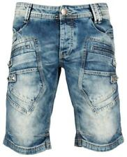 REDBRIDGE Herren Jeans Hose *kurze hose*3/4 Pant Denim Shorts Pantolon Blue Cool