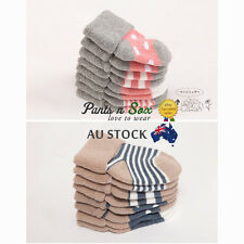 4 Pairs Thick Cushioned Boys Baby Socks Kids Toddler Infant Cotton Socks Girls