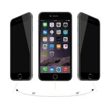 Privacy (Spy) Tempered Glass For Apple iPhone 4, 5, 6, 7 and Plus