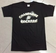 Crooks & Castles, Champagne & Cocaine, T Shirt, Black